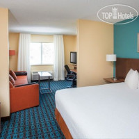 Фото отеля Fairfield Inn & Suites Terre Haute 2*