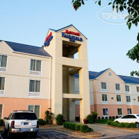 Фото отеля Fairfield Inn Evansville East 2*