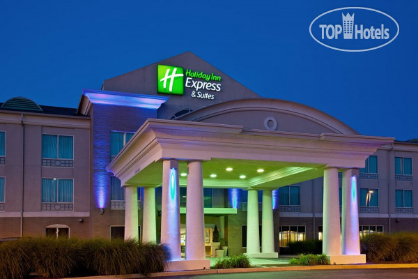 Holiday Inn Express Hotel & Suites Greenwood 2*