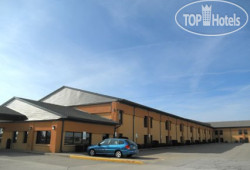 Quality Inn & Suites Greensburg 3*