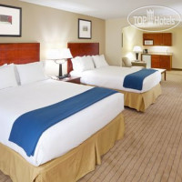 Фото отеля Holiday Inn Express & Suites Lafayette East 2*