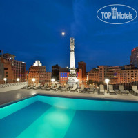 Фото отеля Sheraton Indianapolis City Centre 4*