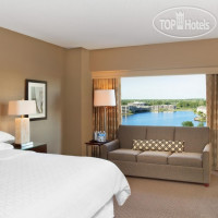Фото отеля Sheraton Indianapolis Hotel at Keystone Crossing 3*