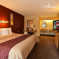 Фото отеля Red Roof Inn Indianapolis North-College Park 2*