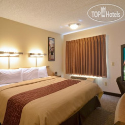 Номера Red Roof Inn Indianapolis North-College Park