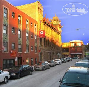 Chinatown Hotel Chicago 2*