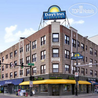 Фото отеля Days Inn Chicago 3*