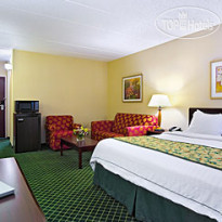 Фото отеля Fairfield Inn & Suites Chicago Midway Airport 3*
