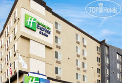 Holiday Inn Express Hotel & Suites Seattle-Sea-Tac Airport 3*
