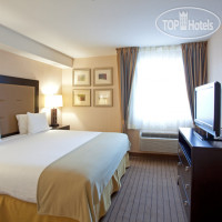 Фото отеля Holiday Inn Express Hotel & Suites Seattle-Sea-Tac Airport 3*