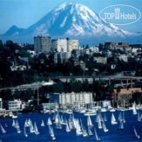 Фото отеля Silver Cloud Inn - Lake Union 3*