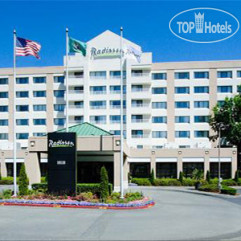 Radisson Hotel Gateway Seattle - Tacoma Airport 3*