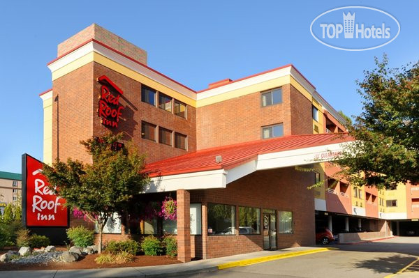 Red Roof Inn Seattle Airport 2*