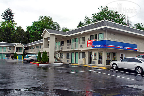 Motel 6 Seattle Airport 2*
