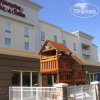 Фото отеля Hampton Inn & Suites Clinton - I-26 2*