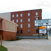 Фото отеля College Inn Spartanburg 2*