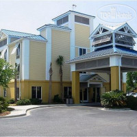 Фото отеля Holiday Inn Express Charleston (US 17 & I-526) 2*