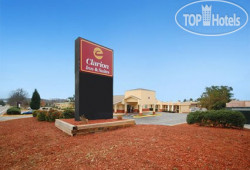 Clarion Inn & Suites Haywood Mall Area 3*