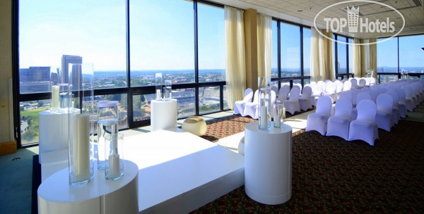 Crowne Plaza Atlanta - Midtown 3*