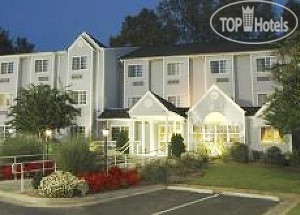 Microtel Inn and Suites Atlanta Buckhead 2*