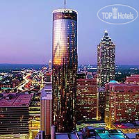 Фото отеля The Westin Peachtree Plaza 4*