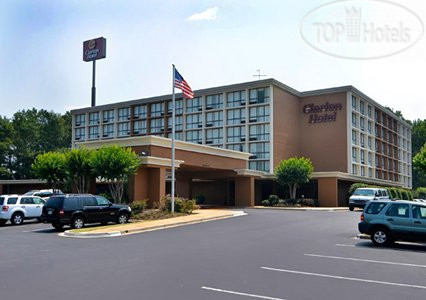 Clarion Hotel Atlanta Airport South 3*