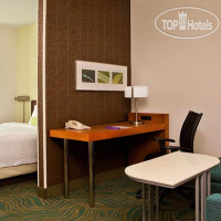 Фото отеля SpringHill Suites Boston Peabody 3*