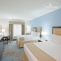 Фото отеля Holiday Inn Express Plainville - Foxboro Area 2*