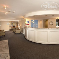 Фото отеля Holiday Inn Express Boston-Waltham 2*