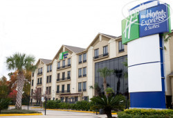 Holiday Inn Express Hotel & Suites Houston North Intercontinental 2*