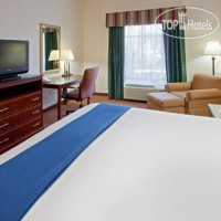 Фото отеля Holiday Inn Express Houston Downtown Convention Center 3*