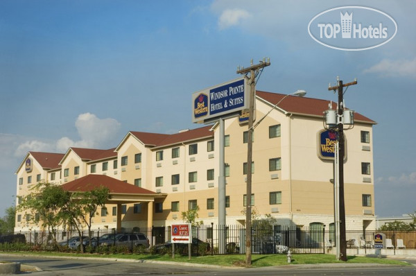 Best Western Windsor Pointe Hotel & Suites-at&t Center 3*