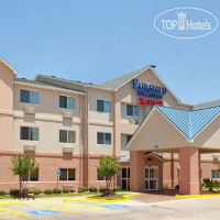 Фото отеля Fairfield Inn & Suites Houston I-45 North 2*
