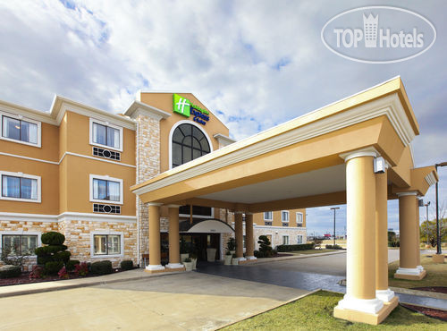 Holiday Inn Express Hotel & Suites Greenville 2*