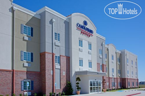 Candlewood Suites League City 2*