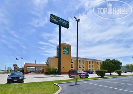 Quality Inn Baytown 3*