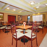 Фото отеля Comfort Inn & Suites Near Medical Center 2*