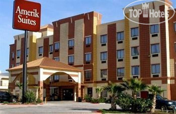 Amerik Suites Laredo Behind Mall Del Norte 3*