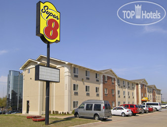 Super 8 Irving DFW Airport / South 2*