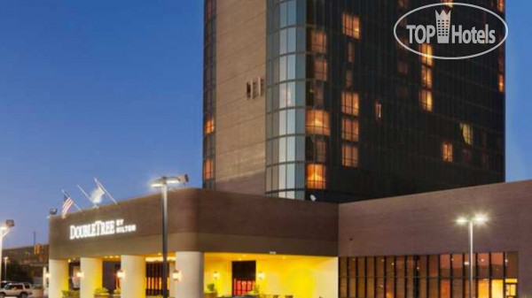 DoubleTree by Hilton Dallas-Campbell Centre 3*