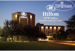 Hilton DFW Lakes Executive Conference Center 4*