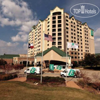 Фото отеля Embassy Suites Dallas-DFW Airport North Outdoor World 4*
