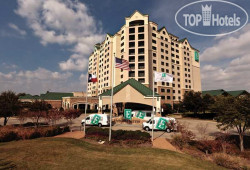 Embassy Suites Dallas-DFW Airport North Outdoor World 4*