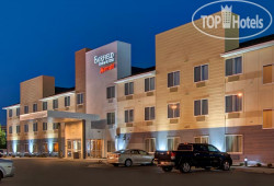 Fairfield Inn & Suites Fort Worth I-30 West Near NAS JRB 2*