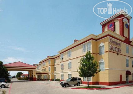 Comfort Suites North Fossil Creek 3*