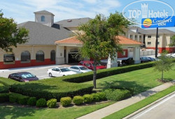 Comfort Inn DFW Airport North 3*