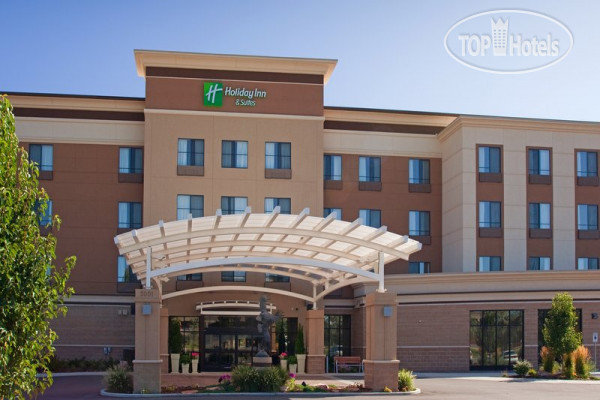 Holiday Inn Hotel & Suites Salt Lake City-Airport West 3*