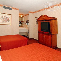 Номера Quality Inn Airport East Salt Lake City