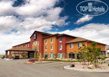 Comfort Inn & Suites Cedar City 3*