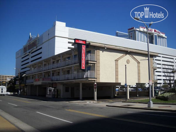 Red Carpet Inn & Suites Atlantic City 2*